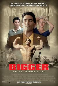 Bigger (2018) Movie Poster