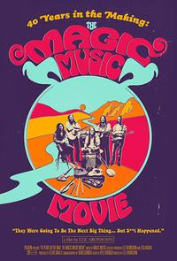 40 Years in the Making: The Magic Music Movie Movie Poster
