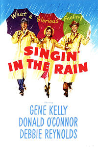 Singin' in the Rain Movie Poster