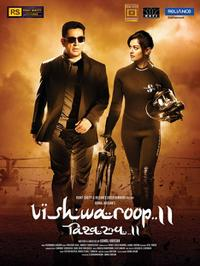 Vishwaroop 2 Movie Poster