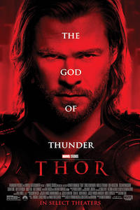 Marvel Studios 10th: Thor: An IMAX 3D Experience Movie Poster