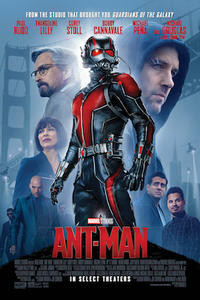 Marvel Studios 10th: Ant-Man: An IMAX 3D Experience Movie Poster