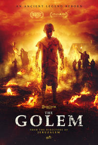 The Golem (2019) Movie Poster