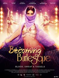 Becoming Burlesque Movie Poster