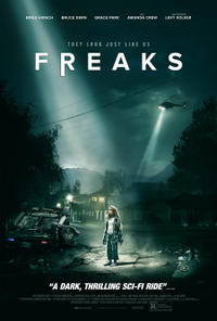 Freaks (2019) Movie Poster