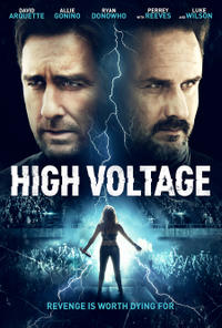 High Voltage (2018) Movie Poster