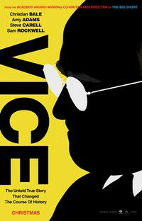 Vice (2018) Movie Poster