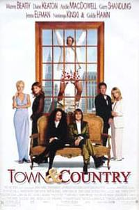 Town And Country Movie Poster