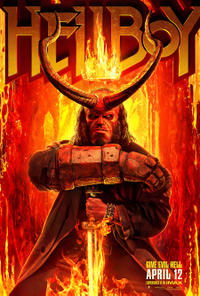 Hellboy (2019) Movie Poster