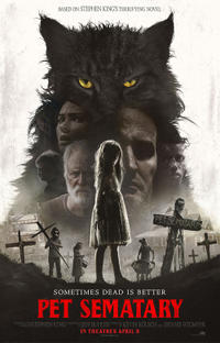 Pet Sematary (2019) Movie Poster