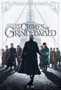 Fantastic Beasts: The Crimes of Grindelwald The IMAX 2D Experience Movie Poster