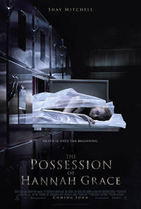 Image result for possession of hannah grace movie poster