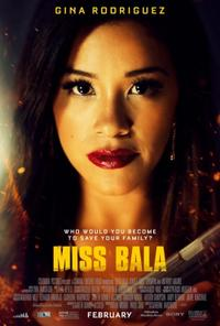 Miss Bala (2019) Movie Poster