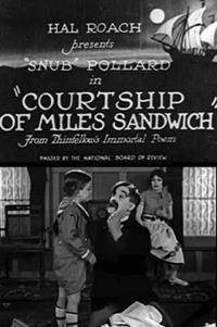 The Courtship of Miles Sandwich and More Great Comedy Shorts from the Hal Roach Studios Movie Poster