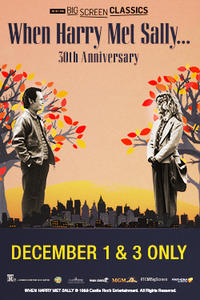 When Harry Met Sally… 30th Anniversary (1989) presented by TCM Movie Poster