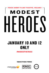 Modest Heroes Movie Poster