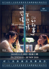 More Than Blue Movie Poster