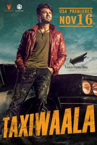 Taxiwaala Movie Poster