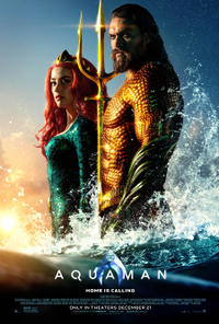 Aquaman: The IMAX 2D Experience Movie Poster