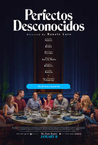 Perfectos Desconocidos Movie Poster