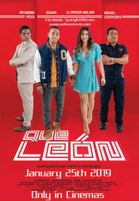 Qué León Movie Poster