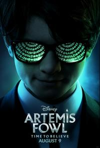 Artemis Fowl (2020) Movie Poster