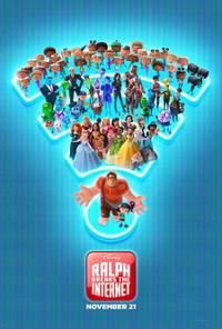 Ralph Breaks the Internet: An IMAX 3D Experience Movie Poster