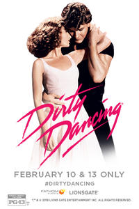Dirty Dancing (1987) Event Movie Poster