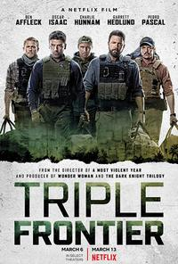 Triple Frontier Movie Poster