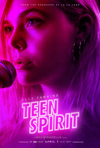 Teen Spirit Movie Poster