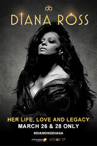 Diana Ross: Her Life, Love and Legacy Movie Poster