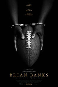 Brian Banks (2019) Movie Poster
