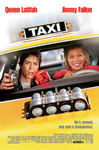 Taxi (2004) Movie Poster