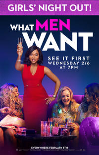 What Men Want - Girls' Night Out Movie Poster