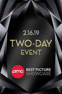 2019 Best Picture Showcase Day One Movie Poster