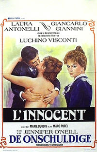 THE INNOCENT/CONVERSATION PIECE Movie Poster