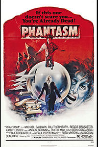 PHANTASM/THREE O'CLOCK HIGH/10 TO MIDNIGHT Movie Poster