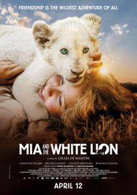 Mia and the White Lion Movie Poster