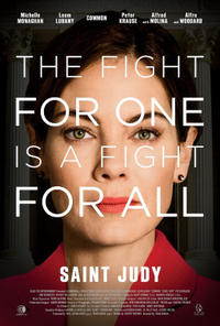 Saint Judy Movie Poster