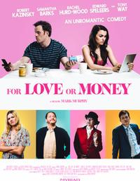 For Love or Money (2019) Movie Poster
