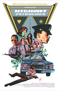 HIGHWAY PATROLMAN / WALKER Movie Poster