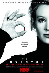The Inventor: Out for Blood in Silicon Valley Movie Poster