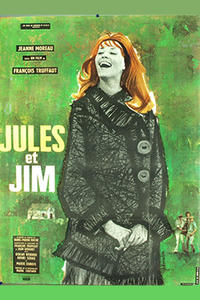 JULES AND JIM / MARNIE Movie Poster