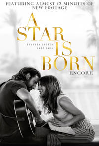 A Star is Born Encore Movie Poster