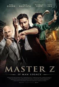Master Z: Ip Man Legacy Movie Poster