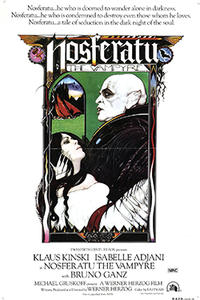 NOSFERATU, THE VAMPYRE / THE AMERICAN FRIEND Movie Poster