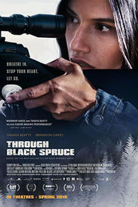 THROUGH BLACK SPRUCE / CLARA Movie Poster