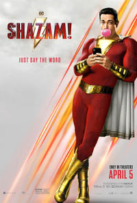 Shazam!: The IMAX 2D Experience Movie Poster