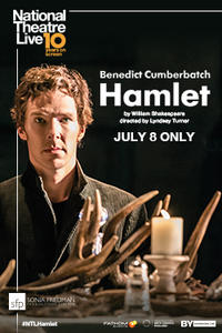 Hamlet – NT Live 10th Anniversary Movie Poster