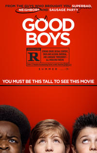 Good Boys (2019) Movie Poster